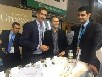 """Τα προϊόντα της Στερεάς Ελλάδας """"ταξίδεψαν"""" στη διεθνή έκθεση τροφίμων & ποτών «Sial Paris» στη Γαλλία"""