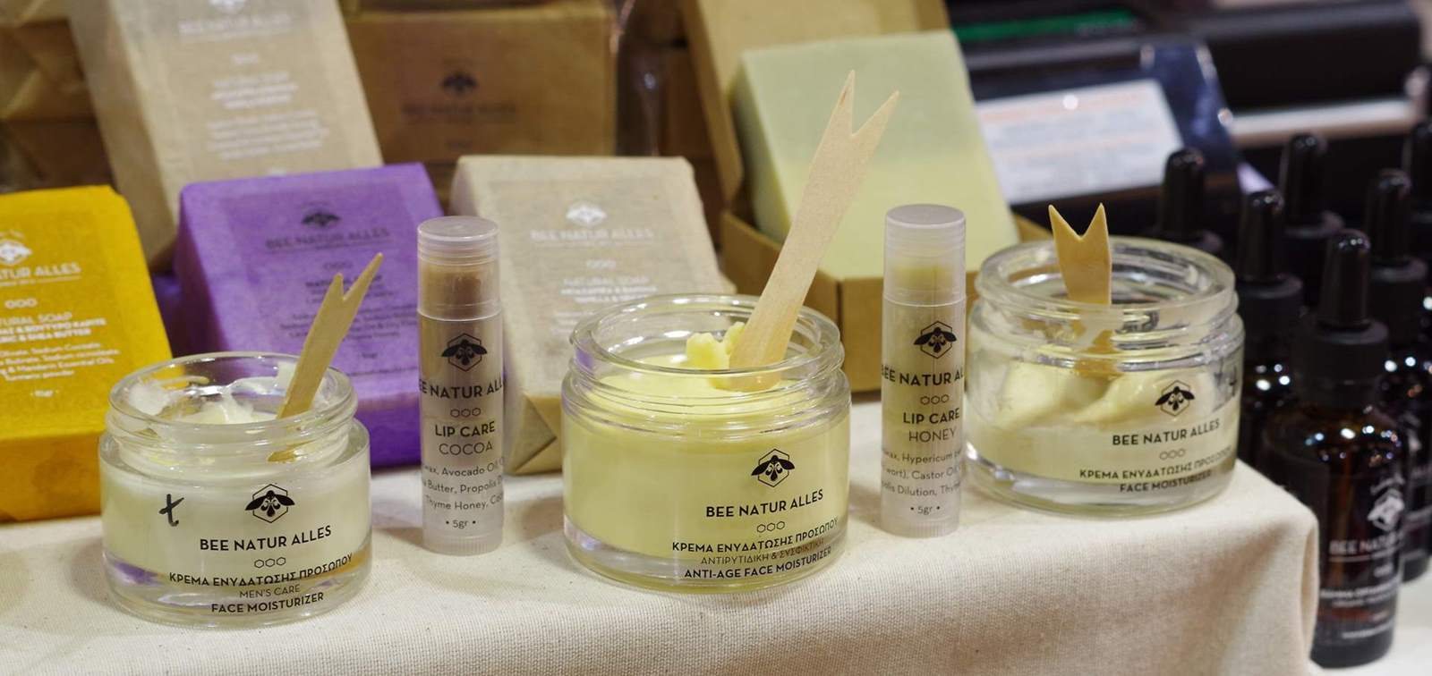 100-natural-skin-care-products