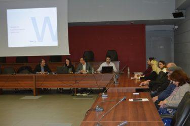 Παρουσίαση του προγράμματος «Enjoy It's From Europe» στη Χαλκίδα