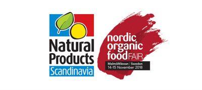 """Πρόσκληση Συμμετοχής στη Διεθνή Έκθεση """"NATURAL & ORGANIC PRODUCTS SCANDINAVIA 2018"""" στη Σουηδία"""
