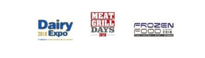 Πρόσκληση Συμμετοχής στην Έκθεση «MEAT DAYS-DAIRY EXPO & FROZEN FOOD 2018» στην Αθήνα